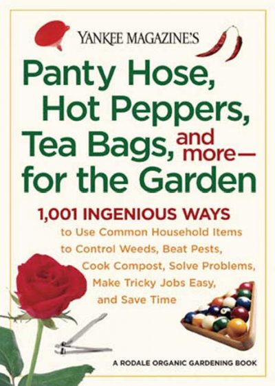 Yankee Magazine S Pantyhose Hot Peppers Tea Bags And